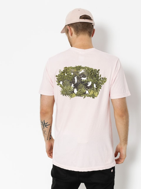 T-shirt RipNDip Jungle Nerm (pink)