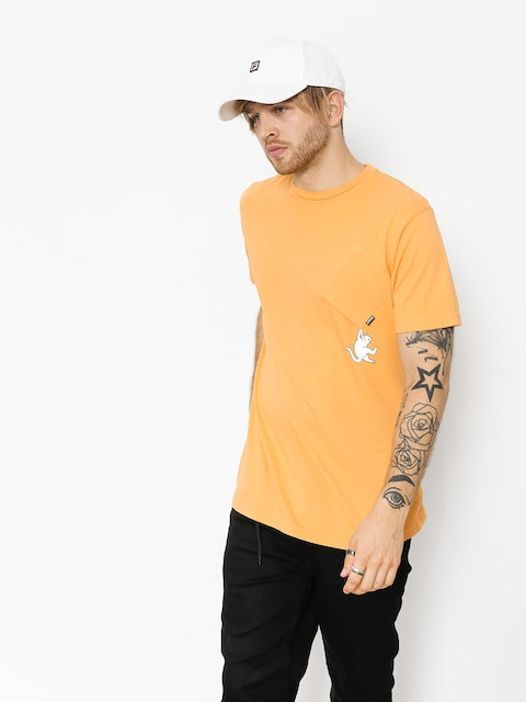 T-shirt RipNDip Hang In There (orange)