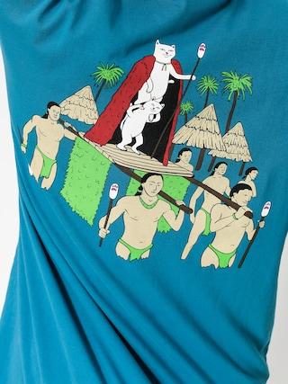 T-shirt RipNDip Nerm De Nunez (harbour blue)