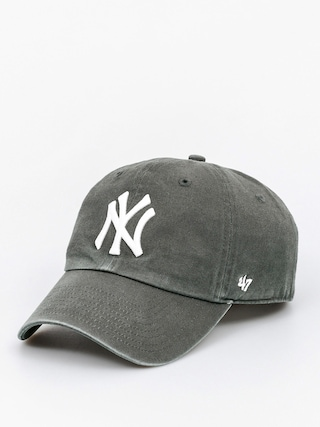 Czapka z daszkiem 47 Brand New York Yankees ZD (washed grey)