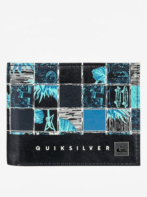 Portfel Quiksilver Freshness (bijou blue)
