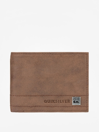 Portfel Quiksilver Stitchy Wallet 3 (chocolate)