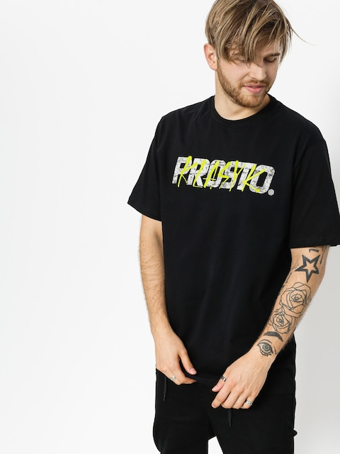 T-shirt Prosto Tag Wall