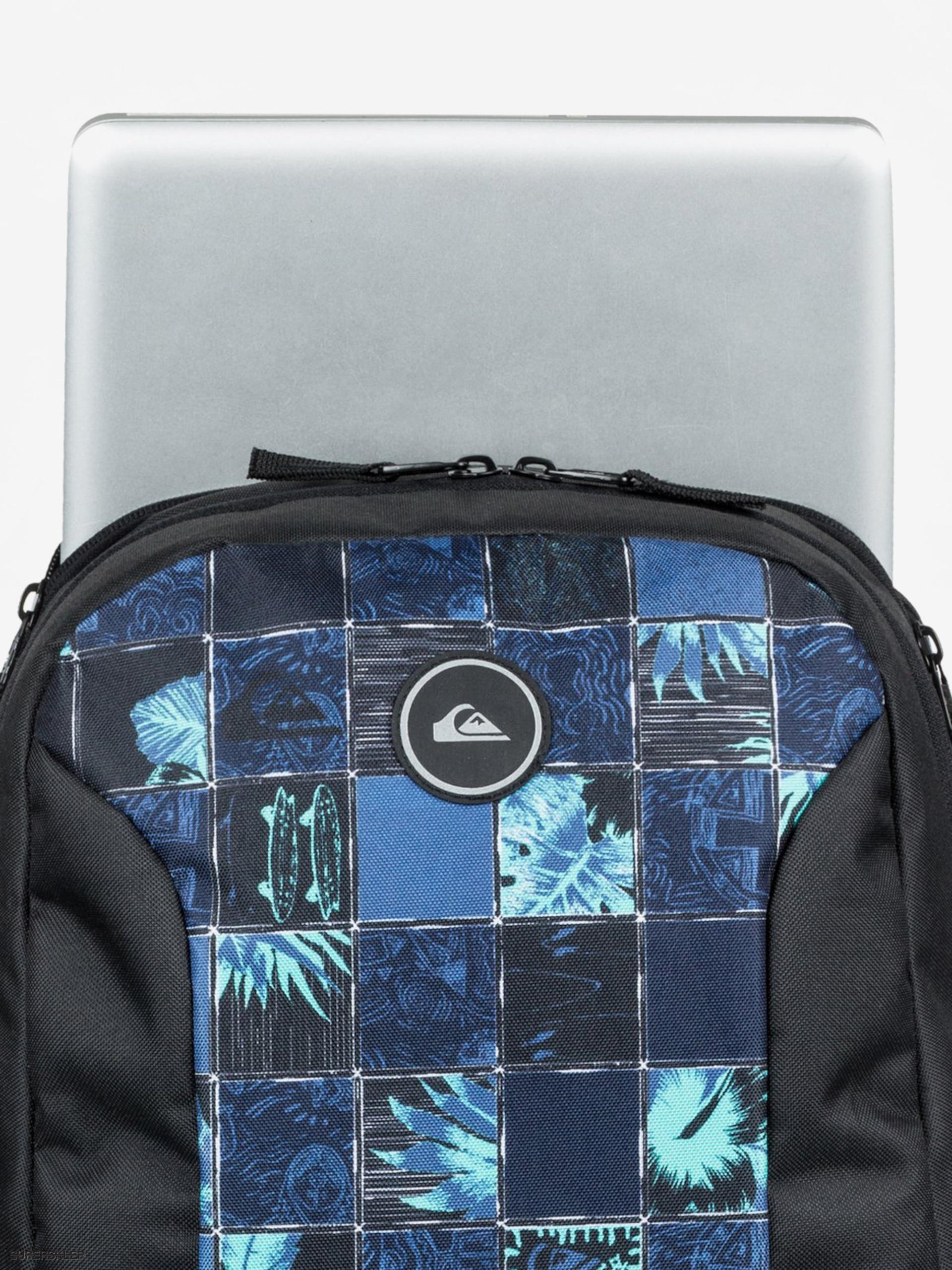 4f61fa78886cd Plecak Quiksilver Schoolie II (bijou blue)