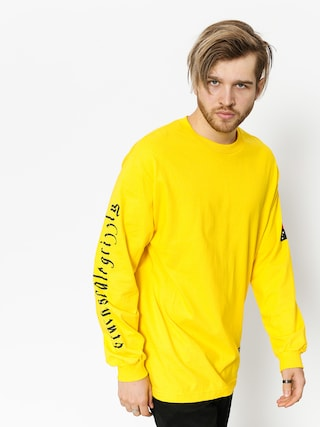 Longsleeve Grizzly Griptape Blvck Scale Grizzly Flag (yellow)