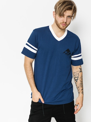 T-shirt Emerica Toy Stripe V (blue)