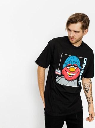 T-shirt DGK The Plug (black)