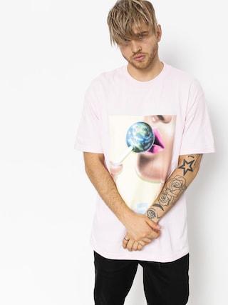 T-shirt DGK Our World 2 (pink)