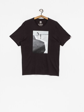 T-shirt Element Kink (off black)