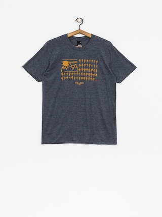 T-shirt Malita Flag (heather navy)