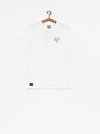 T-shirt Nervous Golden Tri (white)