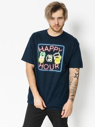 T-shirt Etnies Neon (navy)