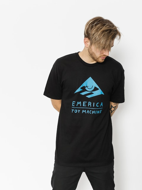 T-shirt Emerica Toy (black)