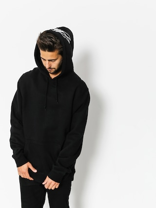 Bluza z kapturem Stussy Smooth Stock HD (black)