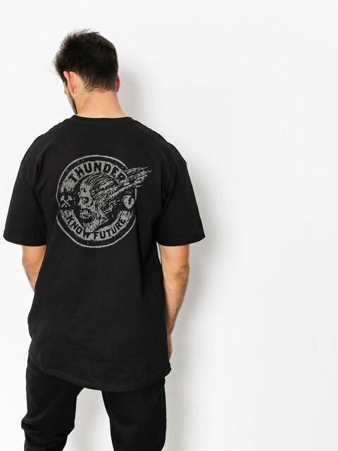 T-shirt Thunder Scrmng Mnlne (black/rflct)