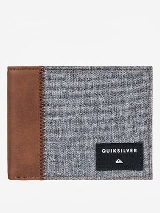 Portfel Quiksilver Freshness Plus 4 (light grey heather)
