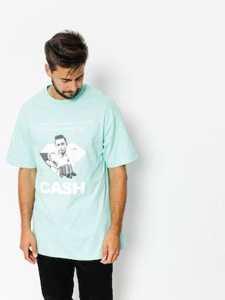 T-shirt Diamond Supply Co. Diamonds In The Sky (diamond blue)