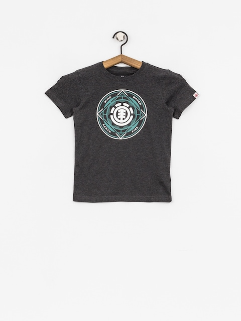 Dziecięcy t-shirt Element Circuit (charcoal heather)