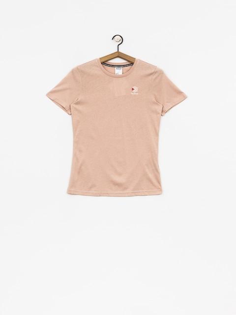 T-shirt Reebok Ac Wmn (bare beige)