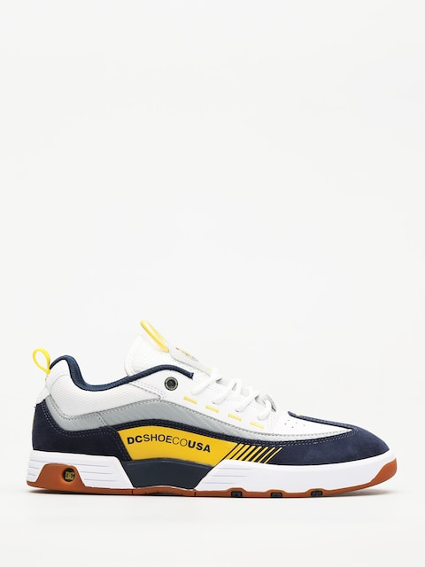 Buty DC Legacy 98 Slm S (white/yellow/blue)