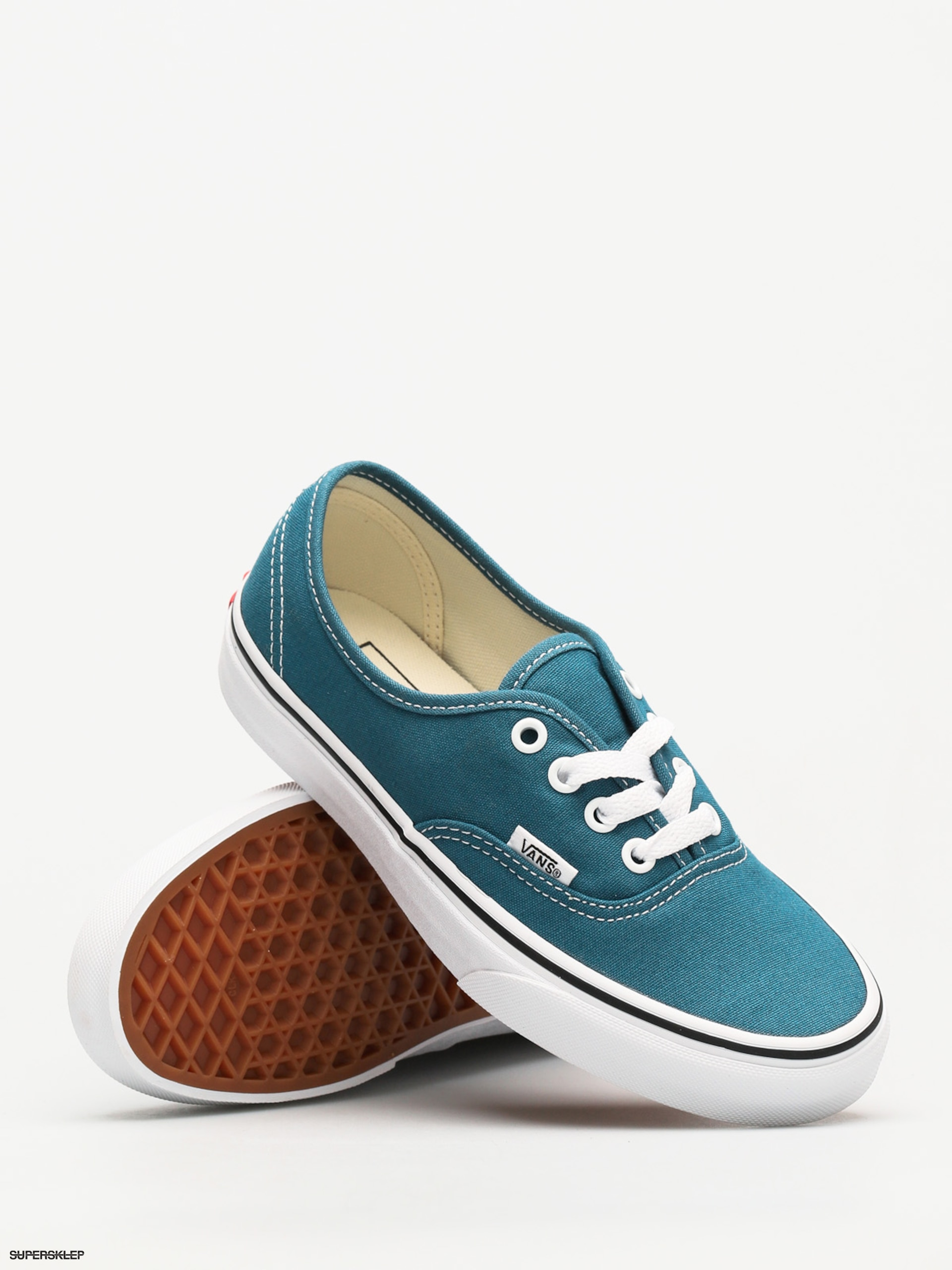całkiem miło wyglądają dobrze wyprzedaż buty gorące produkty Buty Vans Authentic (corsair/true white)