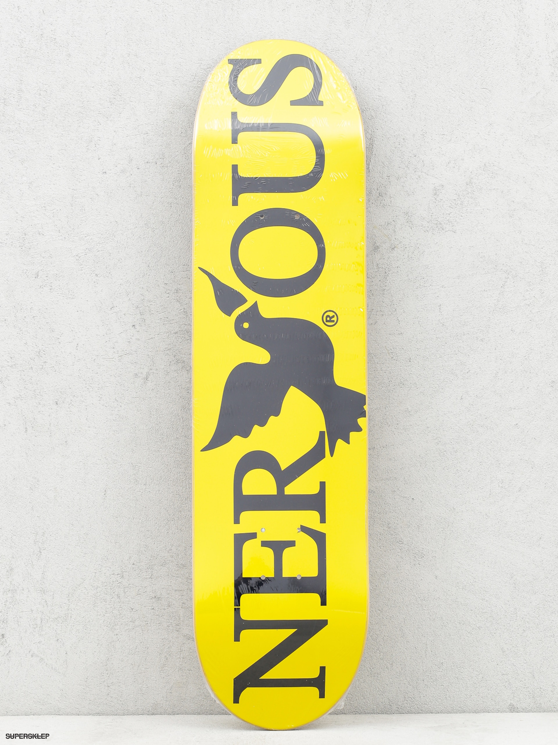 Deck Nervous Classic (yellow/black)
