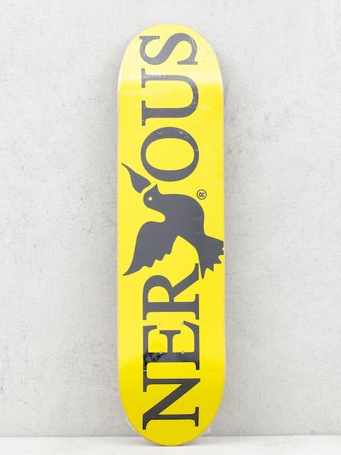Deck Nervous Classic (yellow/black)