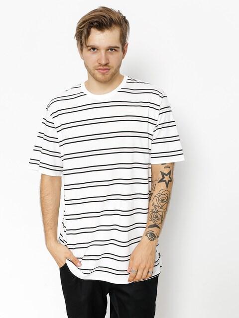 T-shirt Nike SB Summer Stripe (white/white)