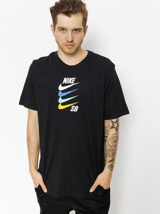 T-shirt Nike SB Sb Futura (black)
