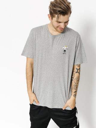 T-shirt Nike SB Sb Pelican (dk grey heather/multi color)