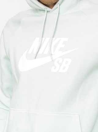 Bluza z kapturem Nike SB Sb Icon HD (barely grey/white)
