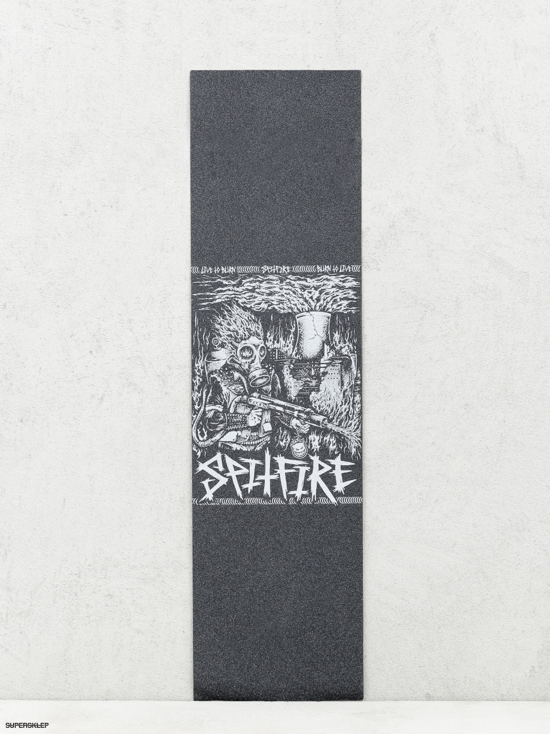 Papier Spitfire Spitcrust