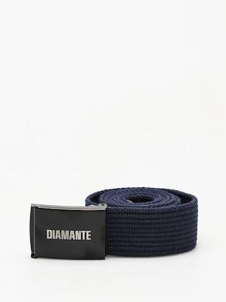 Pasek Diamante Wear Classic (navy/black)