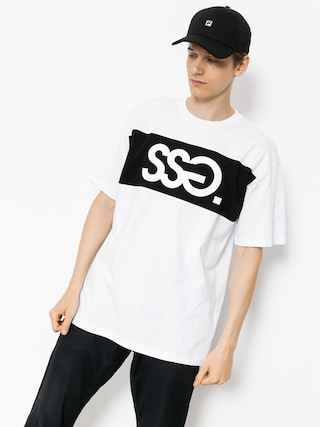 T-shirt SSG Belt (white)