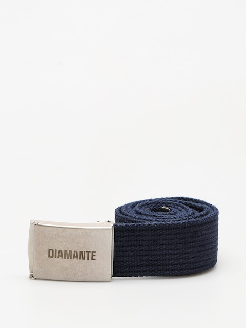 Pasek Diamante Wear Classic (navy/silver)