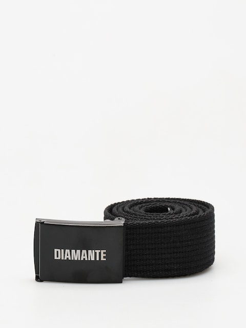 Pasek Diamante Wear Classic (black/black)