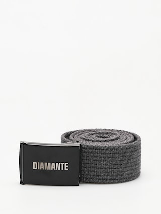 Pasek Diamante Wear Classic (grey/black)