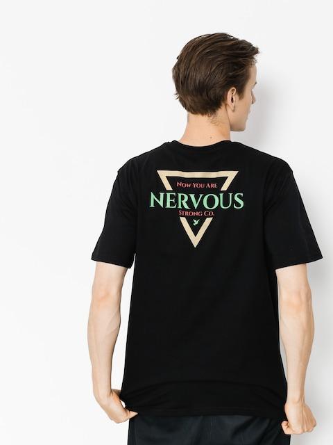 T-shirt Nervous Golden Tri