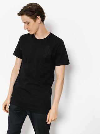 T-shirt Majesty Crow (black)