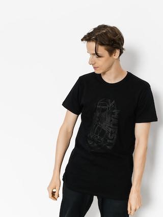 T-shirt Majesty Lumberjack (black)