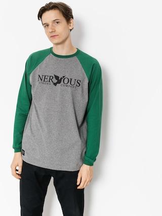 Longsleeve Nervous Classic (grey bottle)