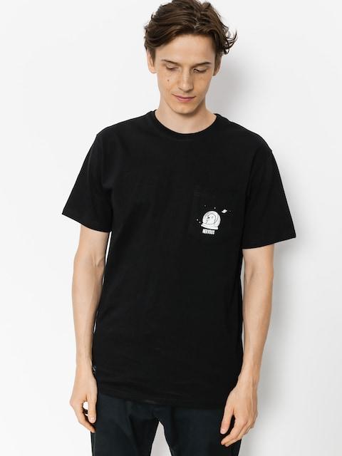 T-shirt Nervous Moonwalk (black)