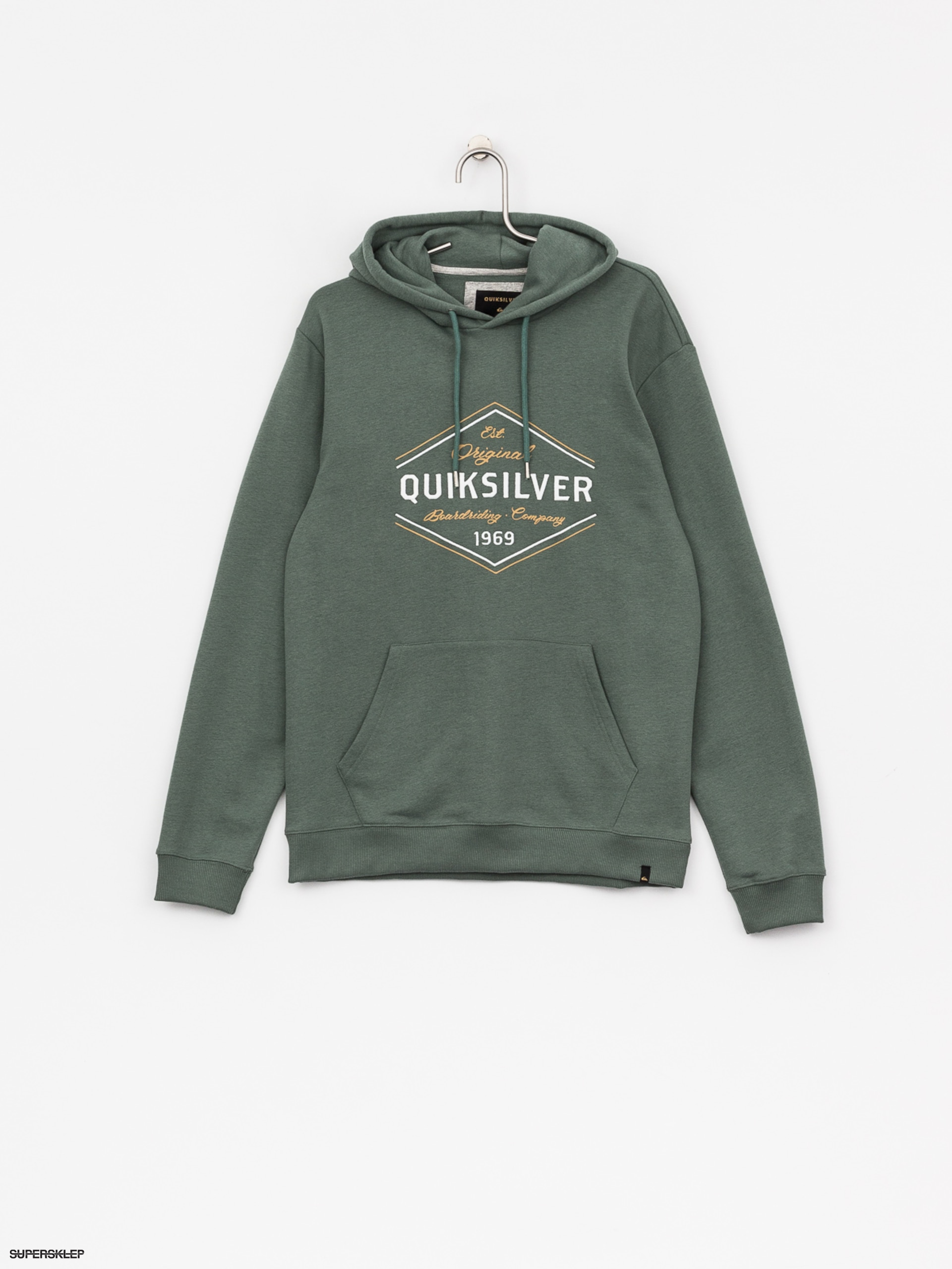 Bluza z kapturem Quiksilver Nowhere North HD