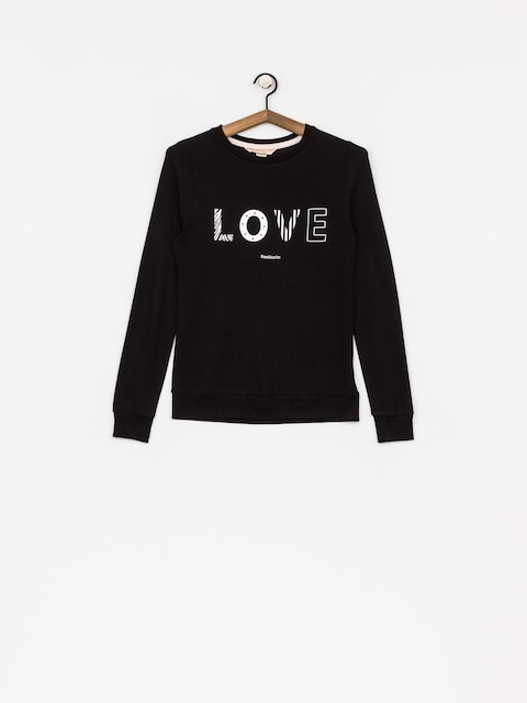Bluza Femi Stories Love Wmn (blk)