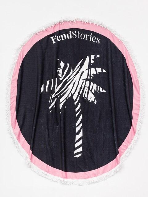 Ręcznik plażowy Femi Stories Sand Wmn (blk)