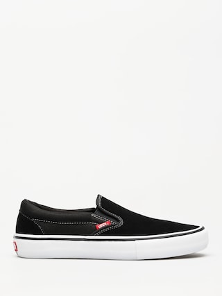 Buty Vans Slip On Pro (black/white/gum)