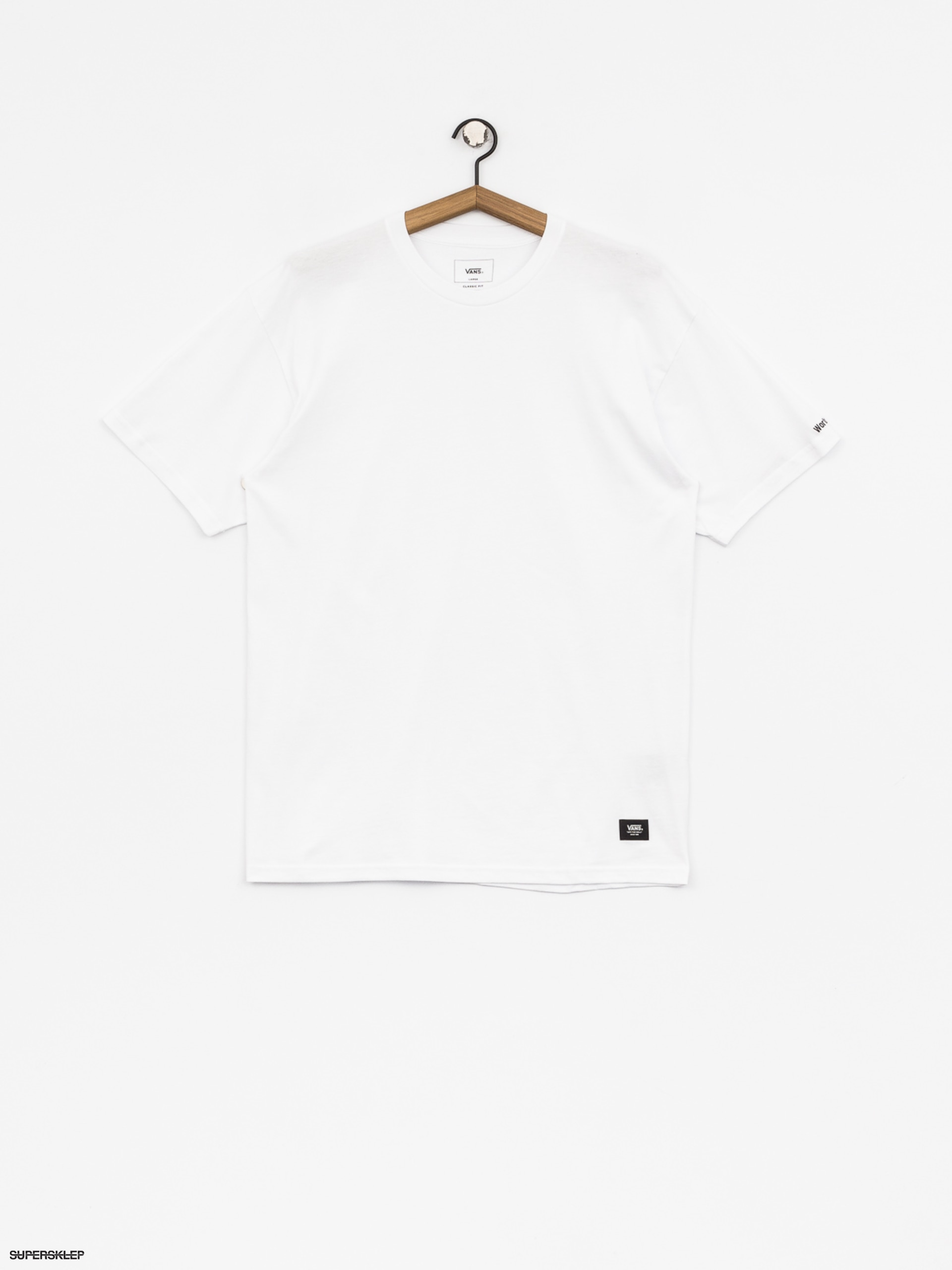 T-shirt Vans Wn1 Basic (white)