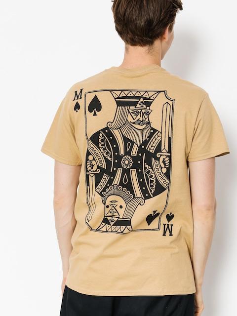 T-shirt Malita Pik (beige)
