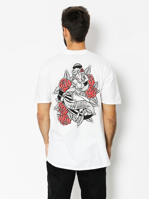 T-shirt Malita Pin Up