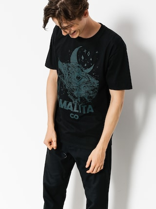 T-shirt Malita Sea Wolf (black)